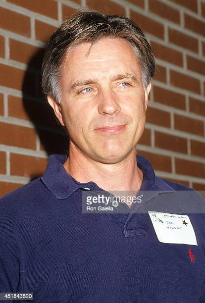 Actor Joel Higgins attends Alpo's 11th Bi-Annual Actors and Others for Animals Celebrity Fair on August 30, 1987 at Burbank Studio Ranch in Burbank,...