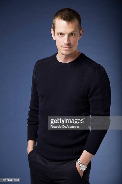 Actor Joel Kinnaman is photographed for Los Angeles Times on January 24 2014 in Los Angeles California PUBLISHED IMAGE CREDIT MUST READ Ricardo...