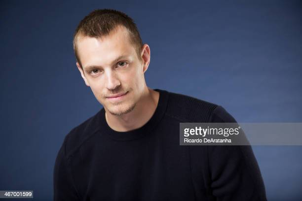 Actor Joel Kinnaman is photographed for Los Angeles Times on January 24, 2014 in Los Angeles, California. PUBLISHED IMAGE. CREDIT MUST READ: Ricardo...