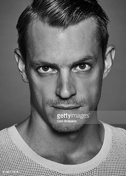 Actor Joel Kinnaman is photographed for The Laterals on July 9, 2016 in Los Angeles, California.
