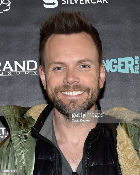Actor Joel McHale attends the Gamechanger Films reception at the RAND Luxury Escape during the 2018 Sundance Film Festival at The St Regis Deer...