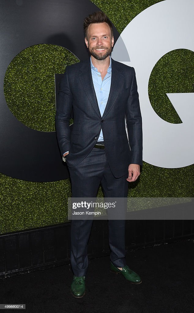 Actor Joel McHale attends the GQ 20th Anniversary Men Of The Year Party at Chateau Marmont on December 3, 2015 in Los Angeles, California.
