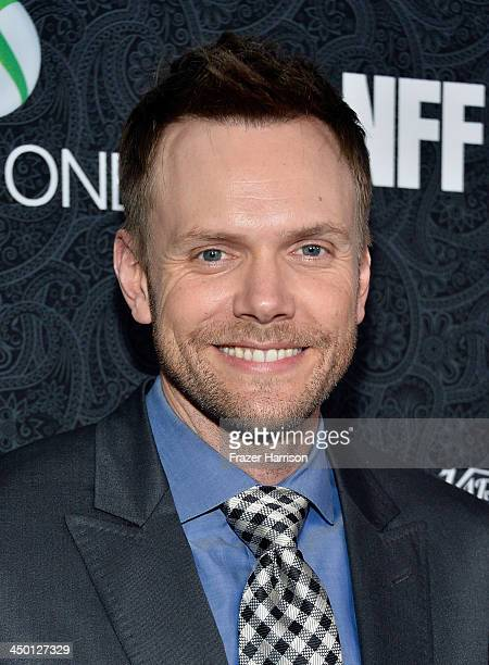 Actor Joel McHale attends Variety's 4th Annual Power of Comedy presented by Xbox One benefiting the Noreen Fraser Foundation at Avalon on November 16...