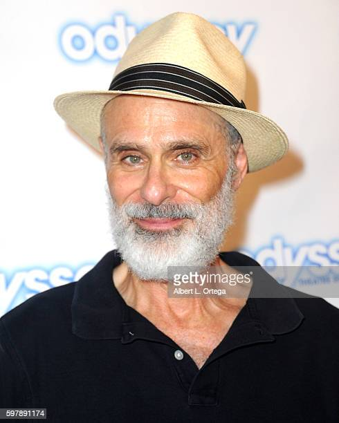 Actor Joel Swetow arrives for the Reading Of 'The Blade Of Jealousy/La Celsa De Misma' held at The Odyssey Theatre on August 29 2016 in Los Angeles...