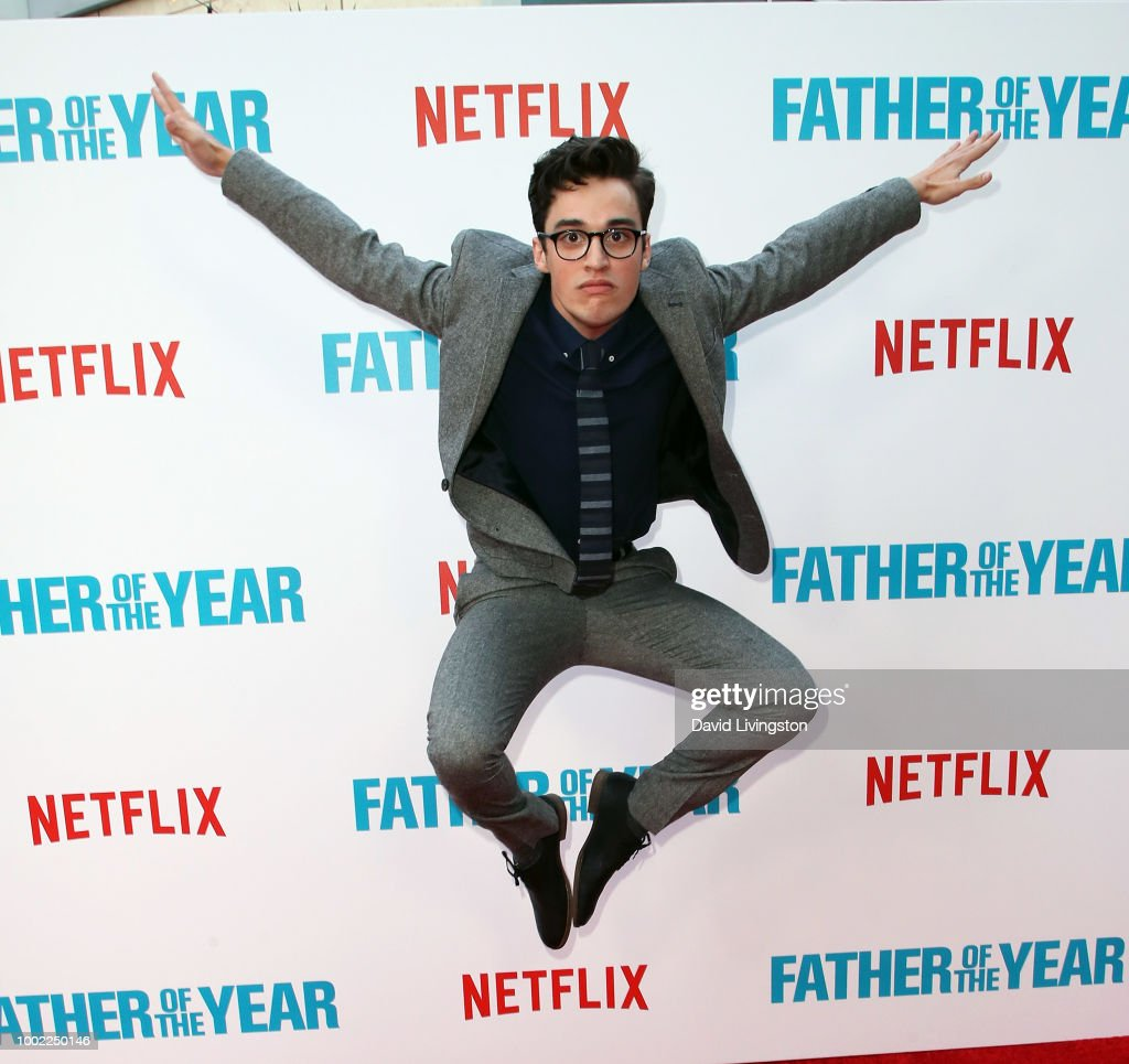 "Netflix's ""Father Of The Year""  Special Screening - Arrivals"