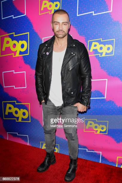 Actor Joey Lawrence attends the premiere of Pop TV's Hollywood Darlings at iPic Theaters on April 6 2017 in Los Angeles California