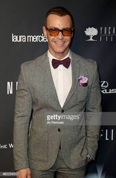 Actor Joey Lawrence attends The Weinstein Company Netflix's 2014 Golden Globes After Party presented by Bombardier FIJI Water Lexus Laura Mercier...