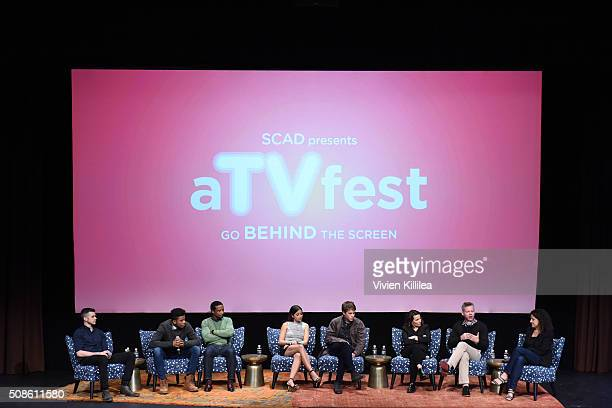 Actor Joey Pollari actor Trevor Jackson actor Elvis Nolasco actress Angelique Rivera actor Connor Jessup actress Lili Taylor Executive producer...