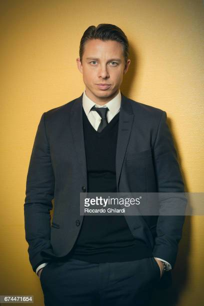 ROME ITALY FEBRUARY 17 Actor Johannen Lassen is photographed on February 17 2017 in Rome Italy
