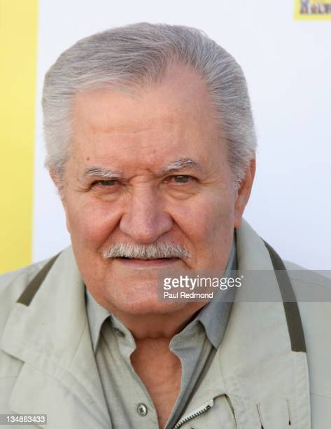 Actor John Aniston attends Loukoumi's Celebrity Cookbook Los Angeles Premiere Party at Treehouse Social Club on December 4 2011 in Los Angeles...