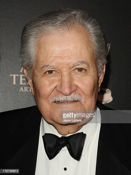 Actor John Aniston attends the 40th annual Daytime Emmy Awards at The Beverly Hilton Hotel on June 16 2013 in Beverly Hills California