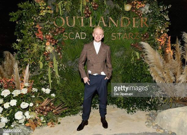 "Actor John Bell attends the 21st SCAD Savannah Film Festival ""Outlander"" Season Four reception on October 28, 2018 in Savannah, Georgia."