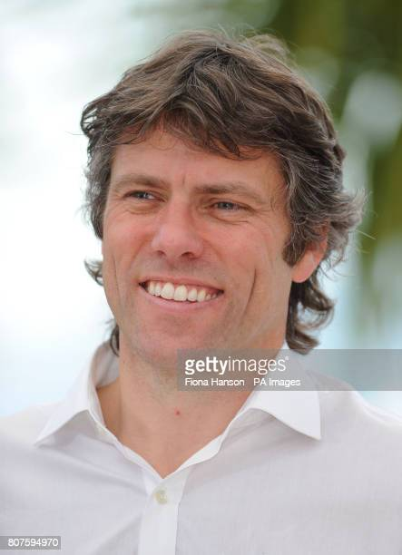 Actor John Bishop attends a photocall for Ken Loach's Route Irish in which he stars during the 63rd Cannes Film Festival France The film is a late...