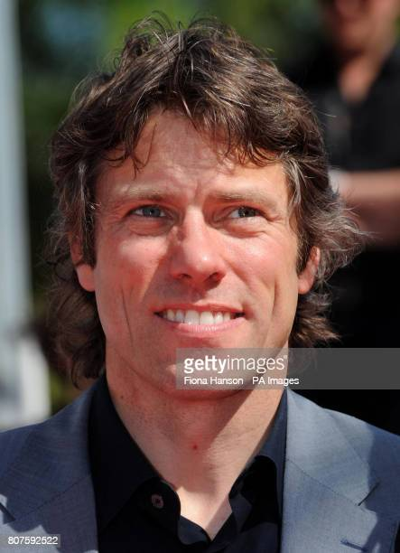 Actor John Bishop attends the premiere of Ken Loach's Route Irish in which he stars during the 63rd Cannes Film Festival France The film is a late...