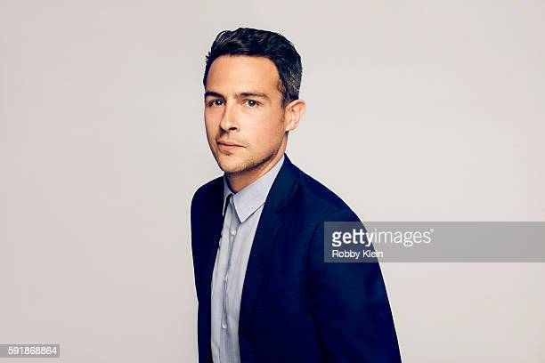 Actor John Boyd of FOX's 'Bones' poses for a portrait at the FOX Summer TCA Press Tour at Soho House on August 9 2016 in Los Angeles California