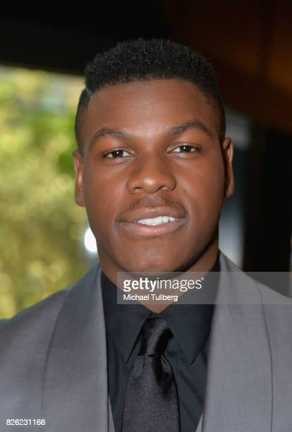 Actor John Boyega attends a special screening of 'Detroit' hosted by Annapurna Pictures at the Directors Guild of America on August 3 2017 in Los...