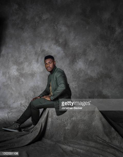 Actor John Boyega poses for a portrait at the Savannah Film Festival on November 2, 2017 at Savannah College of Art and Design in Savannah, Georgia.