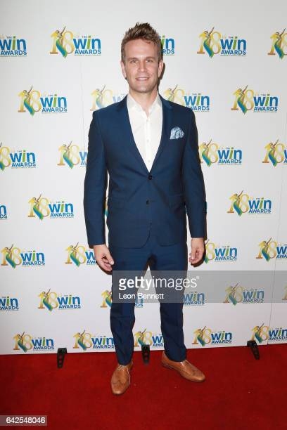 Actor John Brotherton arrives at the 18th Annual Women's Image Awards at Skirball Cultural Center on February 17 2017 in Los Angeles California