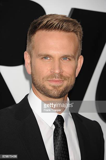 Actor John Brotherton arrives at the premiere of Furious 7 held at the TCL Chinese Theater in Hollywood