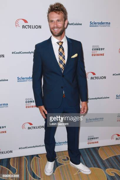 Actor John Brotherton attends the 30th Annual Scleroderma Benefit at the Beverly Wilshire Four Seasons Hotel on June 16 2017 in Beverly Hills...