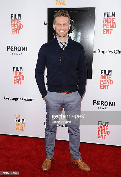 Actor John Brotherton attends the premiere of The Conjuring 2 at the 2016 Los Angeles Film Festival at TCL Chinese Theatre IMAX on June 7 2016 in...