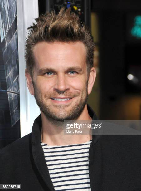 Actor John Brotherton attends the premiere of Warner Bros Pictures' 'Geostorm' at TCL Chinese Theatre on October 16 2017 in Hollywood California