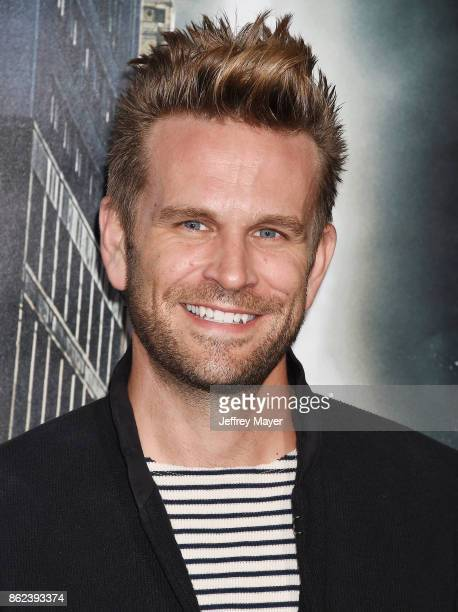 Actor John Brotherton attends the premiere of Warner Bros Pictures' 'Geostorm' at the TCL Chinese Theatre on October 16 2017 in Hollywood California