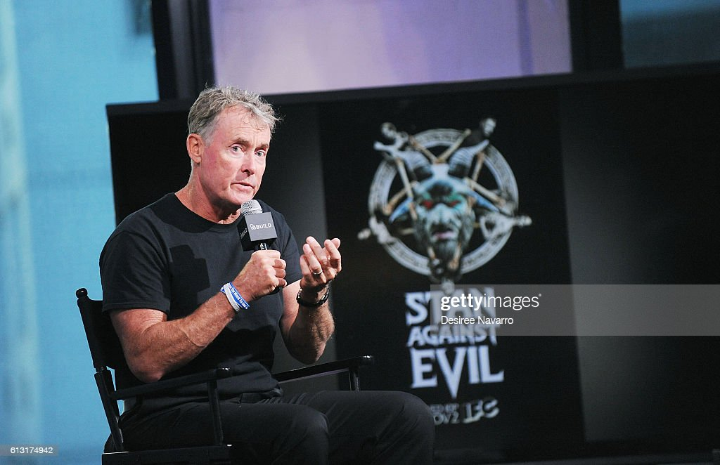 "The Build Series Presents John C. McGinley Discussing ""Stan Against Evil"""
