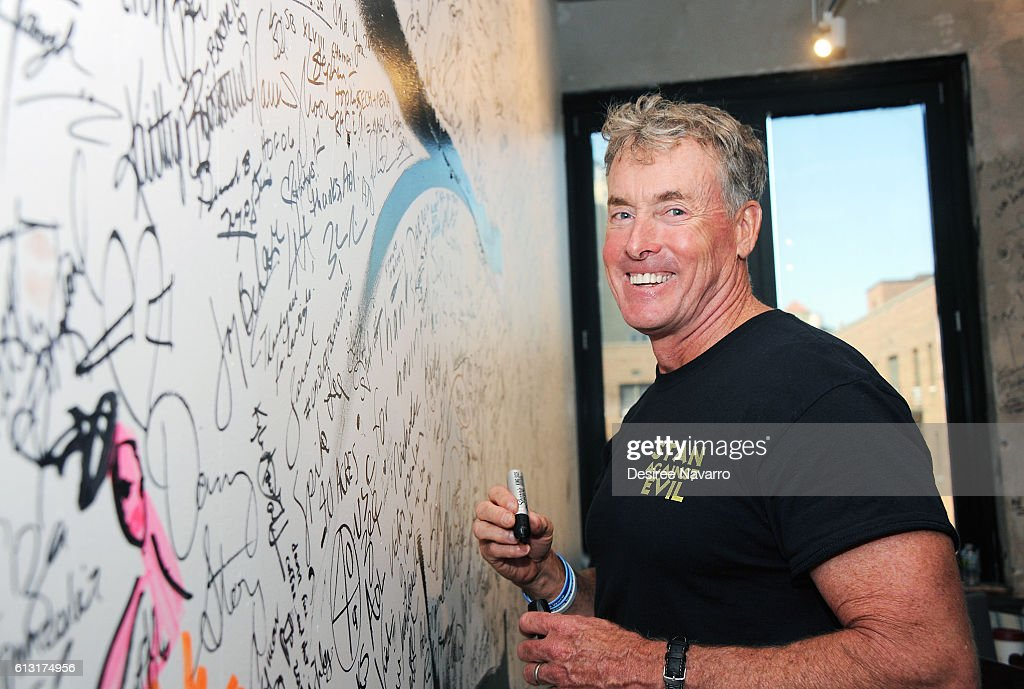 """The Build Series Presents John C. McGinley Discussing """"Stan Against Evil"""" : News Photo"""