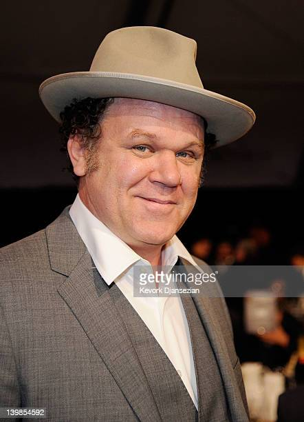 Actor John C Reilly attends the 2012 Film Independent Spirit Awards Cocktail Party held at the Santa Monica Pier on February 25 2012 in Santa Monica...