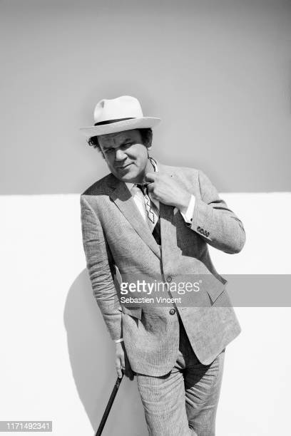 Actor John C. Reilly poses for a portrait on May 15, 2015 in Cannes, France.