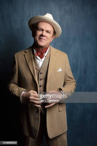 Actor John C Riley from 'The Sisters Brothers' is photographed for Los Angeles Times on September 10 2018 in Toronto Ontario PUBLISHED IMAGE CREDIT...