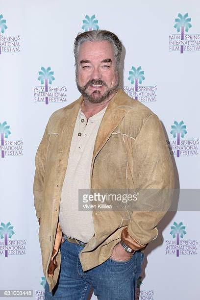 "Actor John Callahan attends the World Premiere of ""Do It Or Die"" at the 28th Annual Palm Springs International Film Festival on January 4, 2017 in..."