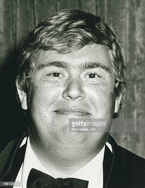 Actor John Candy attends 38th Annual Primetime Emmy Awards on September 25 1983 at the Pasadena Civic Auditorium in Pasadena California
