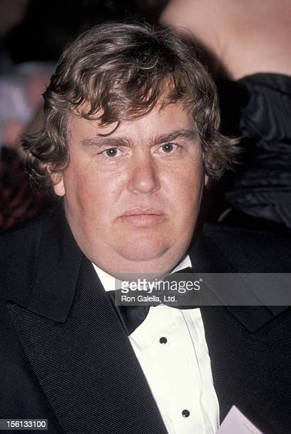 Actor John Candy attends 42nd Annual Director's Guild of America Awards on March 10 1990 at the Waldorf Hotel in New York City New York