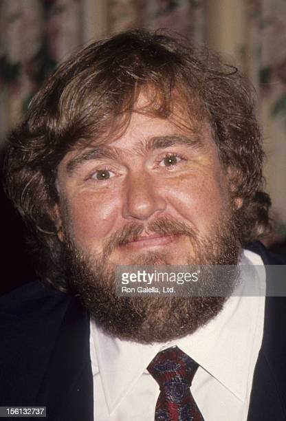 Actor John Candy attends 'Cool ComedyHot Cuisine Benefit for Scleroderma' on July 11 1993 at Loew's Santa Monica Beach Hotel in Santa Monica...
