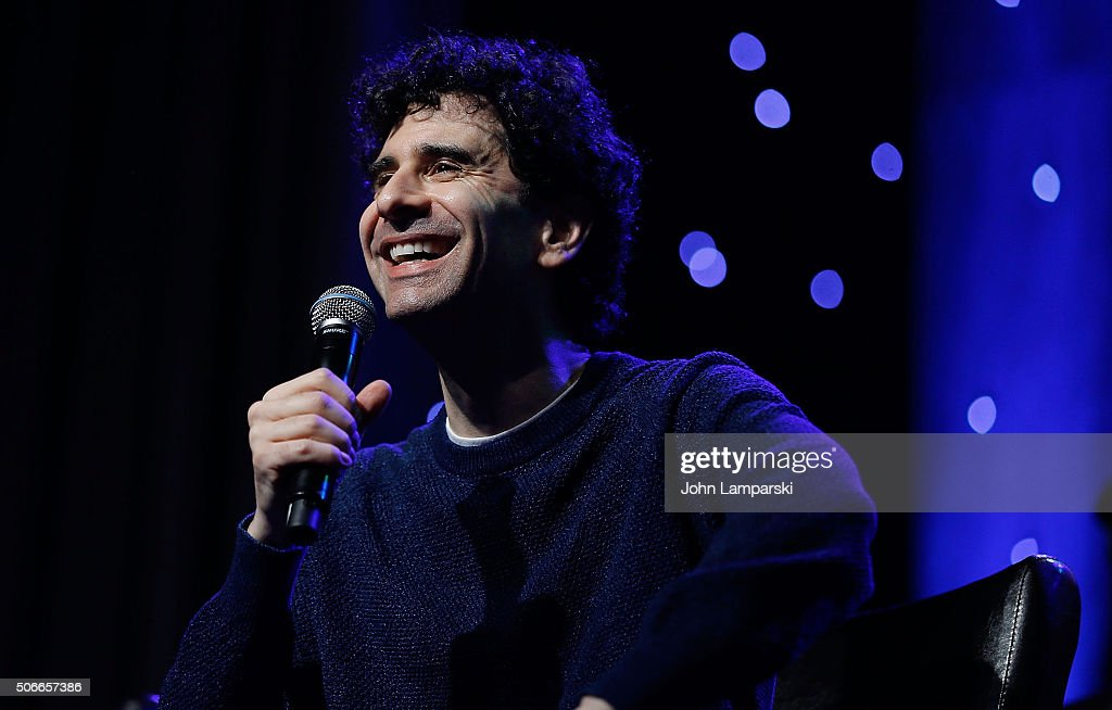 Actor John Cariani attends BroadwayCon 2016 at the Hilton Midtown on January 24, 2016 in New York City.