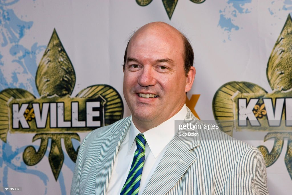 Actor John Carroll Lynch arrives at the Fox Premiere of 'K-Ville' at