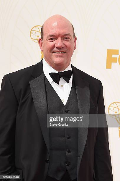 Actor John Carroll Lynch attends the 67th Annual Primetime Emmy Awards at Microsoft Theater on September 20 2015 in Los Angeles California