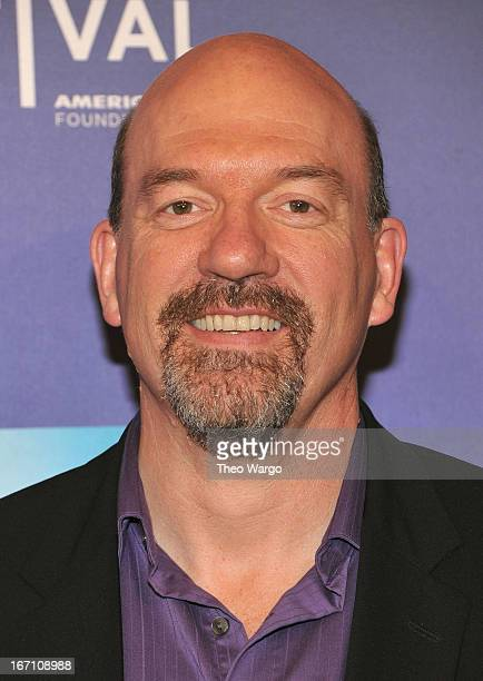 Actor John Carroll Lynch attends the 'The Pretty One' World Premiere during the 2013 Tribeca Film Festival on April 20 2013 in New York City