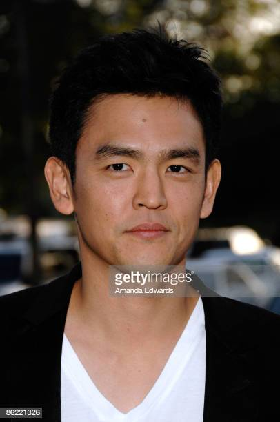 Actor John Cho attends the 19th Annual 'Hollywood Charity Horse Show' at the Los Angeles Equestrian Center on April 25 2009 in Burbank California