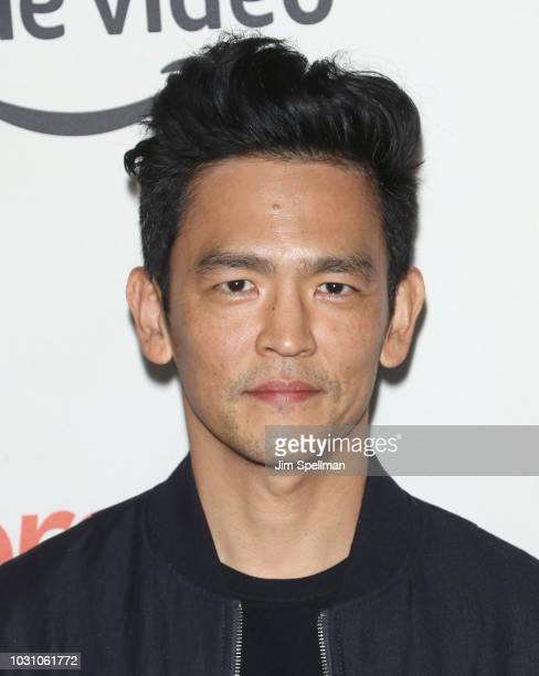 Actor John Cho attends the Forever New York premiere at The Whitby Theater on September 10 2018 in New York City