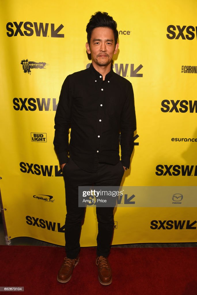 Actor John Cho attends the premiere of 'Gemini' during 2017 SXSW Conference and Festivals at Stateside Theater on March 12, 2017 in Austin, Texas.