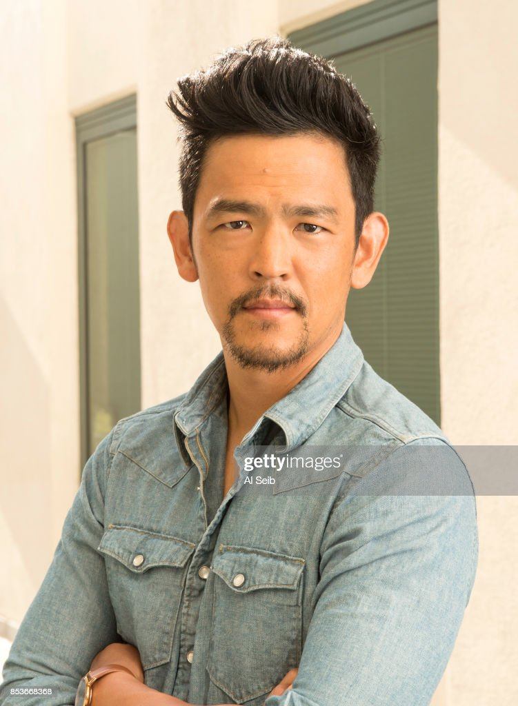 Actor John Cho is photographed for Los Angeles Times on July 19, 2017 in Los Angeles, California. PUBLISHED IMAGE.