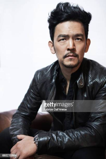 Actor John Cho is photographed for Rolling Stone at the Sundance film festival on January 23 2017 in Park City Utah
