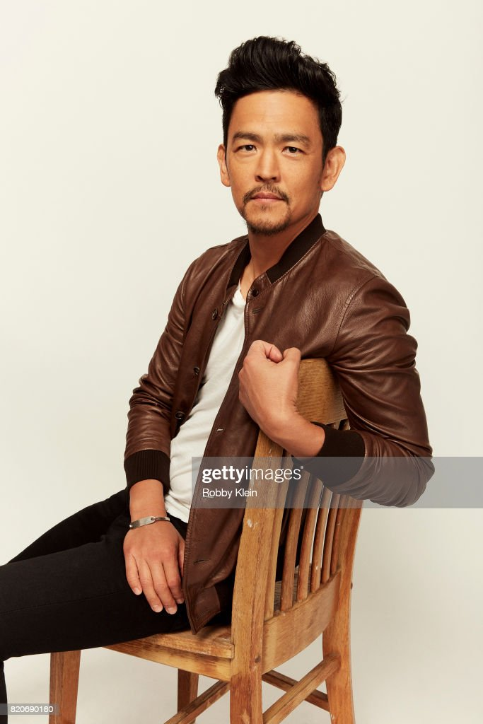 Actor John Cho of Fox's 'The Exorcist' poses for a portrait during Comic-Con 2017 at Hard Rock Hotel San Diego on July 20, 2017 in San Diego, California.