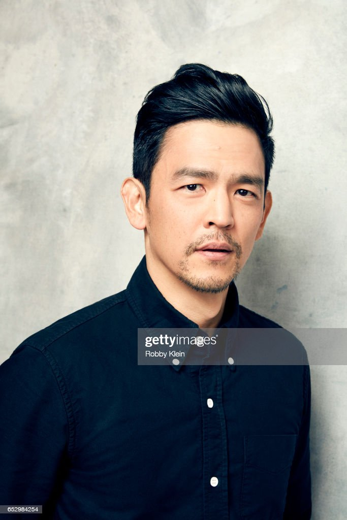 Actor John Cho of 'Gemini' poses for a portrait at The Wrap and Getty Images SxSW Portrait Studio on March 12, 2017 in Austin, Texas.