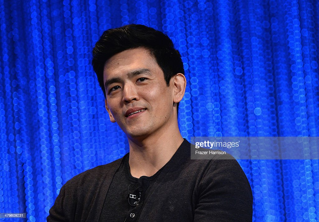 Actor John Cho on stage at The Paley Center for Media's PaleyFest 2014 Honoring 'Sleepy Hollow' at Dolby Theatre on March 19, 2014 in Hollywood, California.