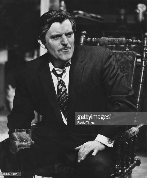 Actor John Collin in a scene from episode 'Roses Roses All the Way' of the television series 'ThirtyMinute Theatre' February 23rd 1969