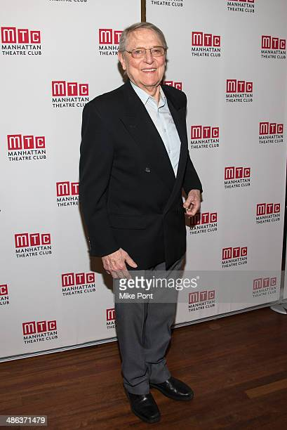Actor John Cullum attends the after party for the Broadway opening night for Casa Valentina at Copacabana on April 23 2014 in New York City